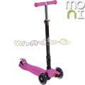 Moni ABC Scooter Детска тротинетка Pink