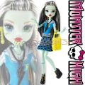 2016 Monster High First Day of School Кукла Франки Щайн