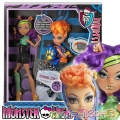 *Monster High® - Клоудин и Хоулин Уолф Exclusive Werewolf Sister