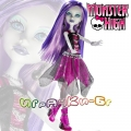 Monster High It's Alive Спектра Вондъргайст Y0423