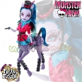 2014 Monster High® Freaky Fusion™ - Кукла Хибрид Авеа Тротър