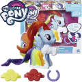 My Little Pony Friendship Magic Пони с аксесоари Princess Rainbow Dash B8810