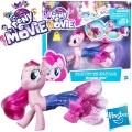 *My Little Pony The Movie Мини кукла пони русалка Pinkie Pie C0681