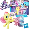*My Little Pony The Movie Мини кукла пони русалка Fluttershy C0681