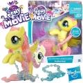 *My Little Pony The Movie Пони русалка с аксесоари Fluttershy C0683