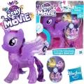 "*My Little Pony The Movie Фигурка пони ""Дай пет!"" Twilight Sparkle C0720"