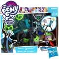 My Little Pony Комплект понита Queen Chrysalis Vs.Spike the Dragon B6009