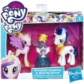 My Little Pony Игрален комплект Princess Cadance & Shining Armor B9160