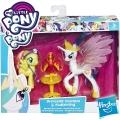 My Little Pony Игрален комплект Princess Celestia & Fluttershy B9160