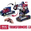 Nikko Optimus Prime Кола робот с радиоуправление