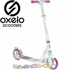 Oxelo Тротинетка MID 9 до 100кг. White/Purple 8549433