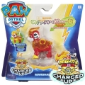 Paw Patrol Mighty Pups Charged Up Светещо кученце Маршал 6055929