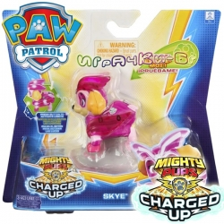 Paw Patrol Mighty Pups Charged Up Светещо кученце Скай 6055929