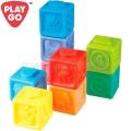 PlayGo Образователни кубчета за нареждане 2407