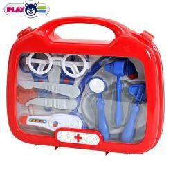 PlayGo - 2930 Лекарски комплект в куфарче