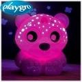 Playgro Нощна лампа-проектор Мече Pink PG-0210