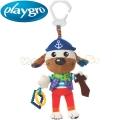 "Playgro Активна играчка ""Capitan Dog"" PG-0440"