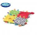 Playgro Шумоляща кърпичка с етикети