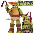 Playmates - 91162 Ninja Turtles Power Sound FX Микеланджело със звуци