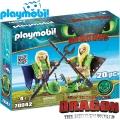2019 Playmobil Dragons™ Raffnut and Taffnut 70042