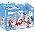 2018 Playmobil Family Fun Бой със снежни топки 9283