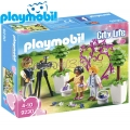 *Playmobil City Life Деца с фотограф 9230
