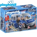 2018 Playmobil City Action Полицаи с Ван 9236