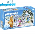 2018 Playmobil Family Fun Ски урок 9282