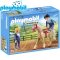2018 Playmobil Country Тренировка 6933