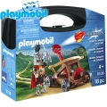 2018 Playmobil Knights Куфарче рицарски катапулт 9106