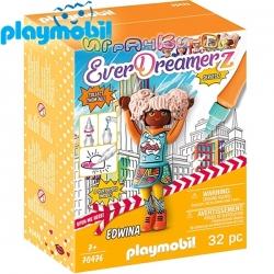 Playmobil Ever Dreamerz Комичен свят Едуина 70476