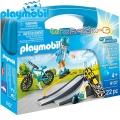 Playmobil Sports & Action Преносимо куфарче Екстремни спортове 9107
