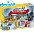 Playmobil Коледен календар Коледа във Фермата 9009