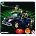 Playmobil Top Agents Кола 4878