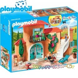 2019 Playmobil Лятна къща 9420