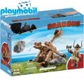 2017 Playmobil Dragons Храчко с катапулт 9245