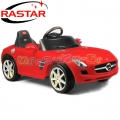 Rastar Aкумулаторна кола Mercedes Benz SLS AMG Red