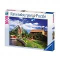 Ravensburger  Пъзел 1000ч. Живописна вятърна мелница 15786
