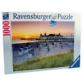 Ravensburger  Пъзел 1000ч. Балтийско море,плаж 19112