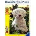Ravensburger Супер Пъзел 100ч Куче 10809