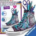 Ravensburger 3D Пъзел 108ч. Направи си моливник обувка Girly Girl 12085