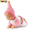 Smoby Пълзящо бебе със звуци Mini Kiss 196654