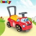 Smoby - Кола за бутане и яздене Auto 443000