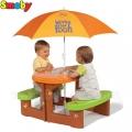 Smoby Маса за пикник с чадър Winnie The Pooh 310466