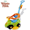 Smoby - Количка за бутане Winnie the Pooh