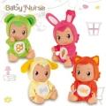 Smoby - Baby Nurse Малки животинки 160096