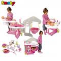 Smoby - Център за къпане,хранене и сън