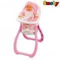 Smoby - Hello Kitty Столче за хранене на кукли 24076