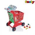 Smoby - Електронна количка за пазаруване 024294