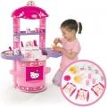 Smoby - Детска кухня Hello Kitty с аксесоара 24470